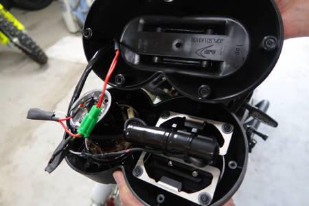 Led Lamp Dual.5 AJP PR7 Red Edition