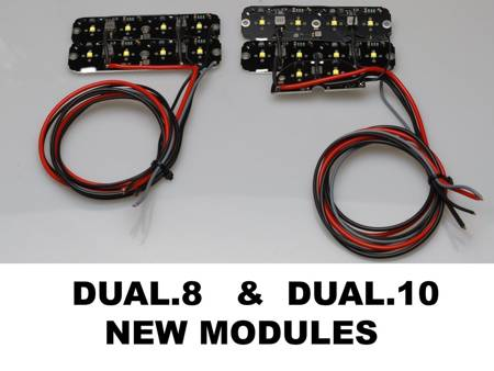 Lampa Led Dual.10 do KTM